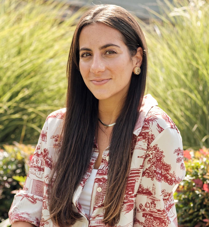 Alejandra Trombetta, Senior Events Manager